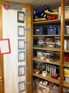 Supply Cabinets - Craft Elements